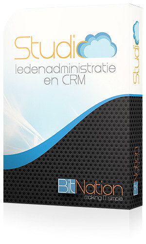 StudioCloud Advanced - Ledenadministratie en CRM